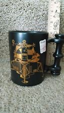 Apollo 11 Mug Portmeirion Pottery England John Cuffley Younkers Department Store