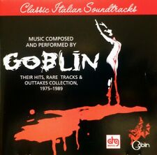 Goblin - Hits, Rare Tracks & Outtakes Collection 1975-1989 / Soundtrack CD *OOP*