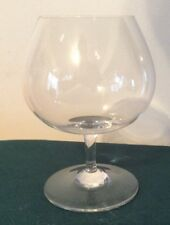 """Baccarat France Perfection Medium Size 5"""" Brandy Snifter - Signed"""