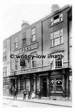 pt8474 - Angel & Royal Hotel , Doncaster , Yorkshire - photograph 6x4
