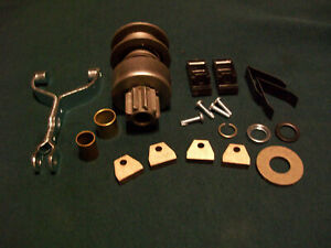 Delco 10MT Starter Kit & Drive With Narrow Lever Fork Chevy Chevelle Camaro C10