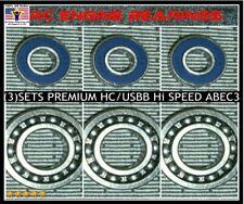 SF46 OS FX46 AX OS 55 SX50 FA82 SAITO FA91 120P RC ENGINE BEARINGS ABEC3 USBB/HC