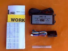 New PAC SWI-X Universal Steering Wheel Radio Control Interface