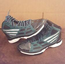 Adidas Adizero Ghost G48476 Men's sz 9 Lightweight Basketball ShoesAir Mesh EUC