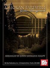 Ashokan Farewell Guitar Arrangement (Sheet Music)