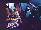 The Chase Penguin Budweiser Lithocel Anheuser-Busch Beer Decor Commercial Ad