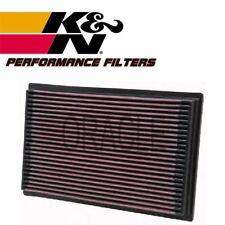 K&N AIR FILTER 33-2080 FOR VAUXHALL CALIBRA 2.0 I TURBO 4X4 204 1992-97