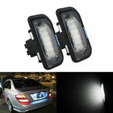 Paar Canbus Kennzeichenbeleuchtung Leuchte W203 kein Fehler für Mercedes Benz