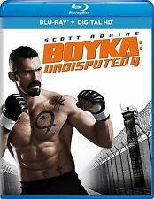 BOKYA - UNDISPUTED 4 -  Blu Ray - Sealed Region free