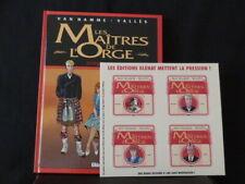 EO Maîtres de l'Orge,JULIENNE,1950,Van Hamme & Vallès + sous bocks 09/1996