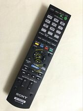 For SONY STR-DH540 STR-DH540B RM-AAU117 STR-DH740 AV Receiver Remote Control