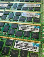 192GB (12 x 16GB) HP Proliant DL360P DL380E DL380P DL385P DL560 G8 Memory Ram