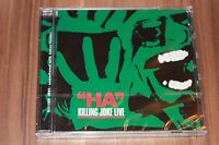 Killing Joke - Ha! (Killing Joke Live) (2005) (CD) (07243 477650 2 5) (Neu+OVP)