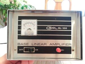 Working Courier BL-100 linear CB radio