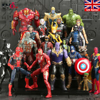 Avengers 3 Infinity War Thanos SuperHero Kids Action Figures Toys Doll