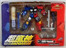 Gaogaigar King of Braves Robot Museum Figure Kaiyodo