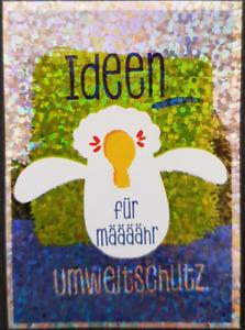 Shaun das Schaf Sticker Nr 146, Aldi, Sammelspass 2021, selten!