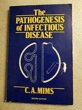 Pathogenesis of Infectious Disease 2nd Edition 1982 Cedric Mims