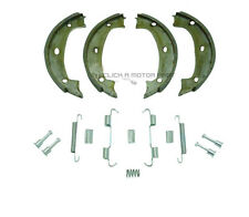 BMW E46 316 318 320 325 Ti COMPACT REAR HAND BRAKE SHOES & FITTING KIT NEW SET