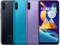 "Samsung Galaxy M11 SM-M115F/DSN 32GB 3GB RAM (FACTORY UNLOCKED) 6.4"""