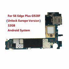 SCHEDA MADRE (Europe Version Unlock) per Samsung Galaxy S6 Edge Plus G928F 32GB
