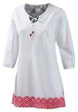 Chiemsee Clara Women Tunika [Size M] Blouse White New & Original Box