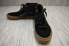 Vans Sk8-Hi Pro Skateboard Shoes, Men's Size 8.5M, Black
