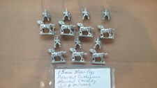 15mm  Mini Figs Assorted Ancient Carthaginian Mounted Cavalry