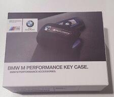BMW GENUINE M PERFORMANCE ALCANTARA KEY FOB CASE SURROUND 82292355518