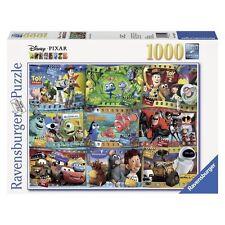 Ravensburger Disney-Pixar Movies (1000 Pc Puzzle) - 19222 NEW
