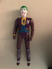 Vintage 1989 DC ToyBiz Batman Villain The Joker Figure Rare
