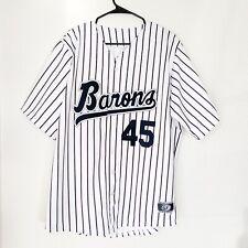 OT Sports M.J. Barons Minor League Baseball Jersey Sz XL