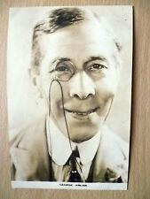 Film Actors Postcard- GEORGE ARLISS ''No.2, Film Weekly, London''