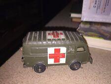 Ancienne ambulance cij renault 1000 Kgs