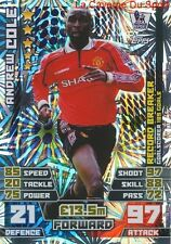 422 ANDY COLE # MANCHESTER UNITED RECORD BREAKER CARD MATCH ATTAX 2015 TOPPS