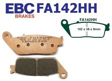 EBC plaquettes de freins fa142hh Essieu Avant Adapte Dans yamaha wr 125 x (supermoto) 09-10