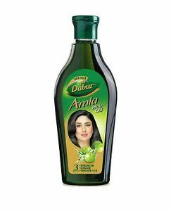 DABUR AMLA GOOSEBERRY HAIR OIL FOR STRONG LONG & THICK HAIR **CHOOSE QTY**