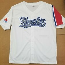 Corpus Christi Hooks Baseball Jersey Adult Extra Large
