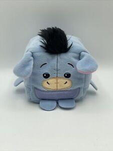 Eeyore Plush Cube Disney Pixar Lote Medium