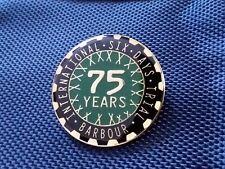 GENUINE BARBOUR INTERNATIONAL SIX DAYS TRIAL 75 YEARS BADGE