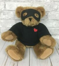 Vermont Teddy Bear Masked Lover Valentines Day