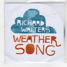 (GE975) Richard Walters, Weather Song - DJ CD