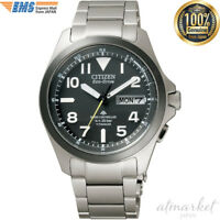 CITIZEN PROMASTER PMD56-2952 Eco-Drive Radio Watch JAPAN Free Shipping EMS