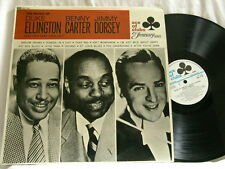 DUKE ELLINGTON / BENNY CARTER / JIMMY DORSEY Una Mae Carlisle UK LP