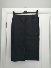 FCUK Jeans Denim Pencil Skirt BNWOT Size 10