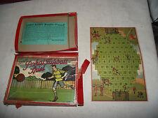 1 Spear juego trofeo fútbol-Embalaje original juego con instrucciones de juego