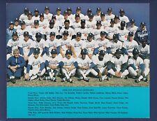 1978 Los Angeles Dodgers original team issued photo