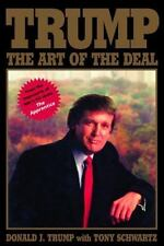 The Art Of The Deal President Donald J. Trump (1987 HC/DJ)
