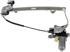 Power Window Motor and Regulator Assembly Rear Right Dorman fits 03-09 Hummer H2