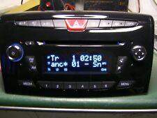 LANCIA YPSILON  RADIO CD MP3+CODICI  IL TUTTO ORIGINALE NERA